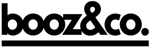 Booz & Co logo